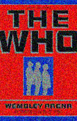 The Who Wembly 1989