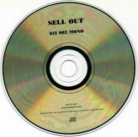 CD - The Who Sell Out - Baba O'Riley's Bootleg Page