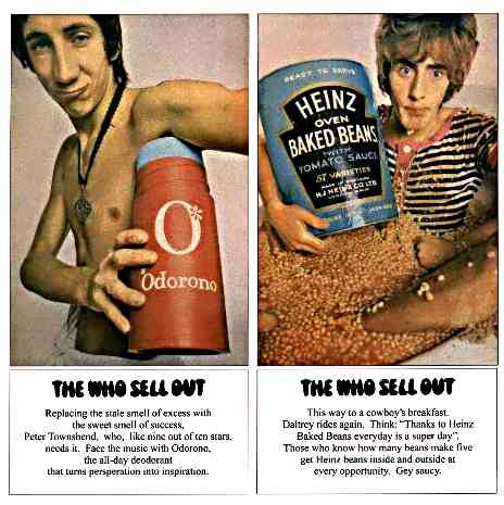 Cd The Who Sell Out Baba O Riley S Bootleg Page