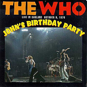 John's Birthday Party