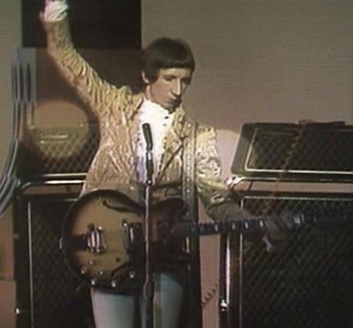 Vox U S Thomas Organ Super Beatle Amplifiers Pete