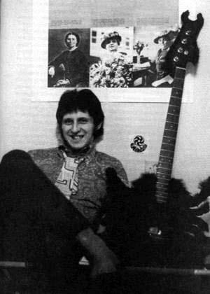 John Entwistle Gear 1967 1968 John Entwistle Bass Gear