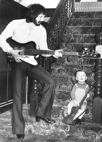 John Entwistle Gear: 1971-1974 | John Entwistle Bass Gear ...