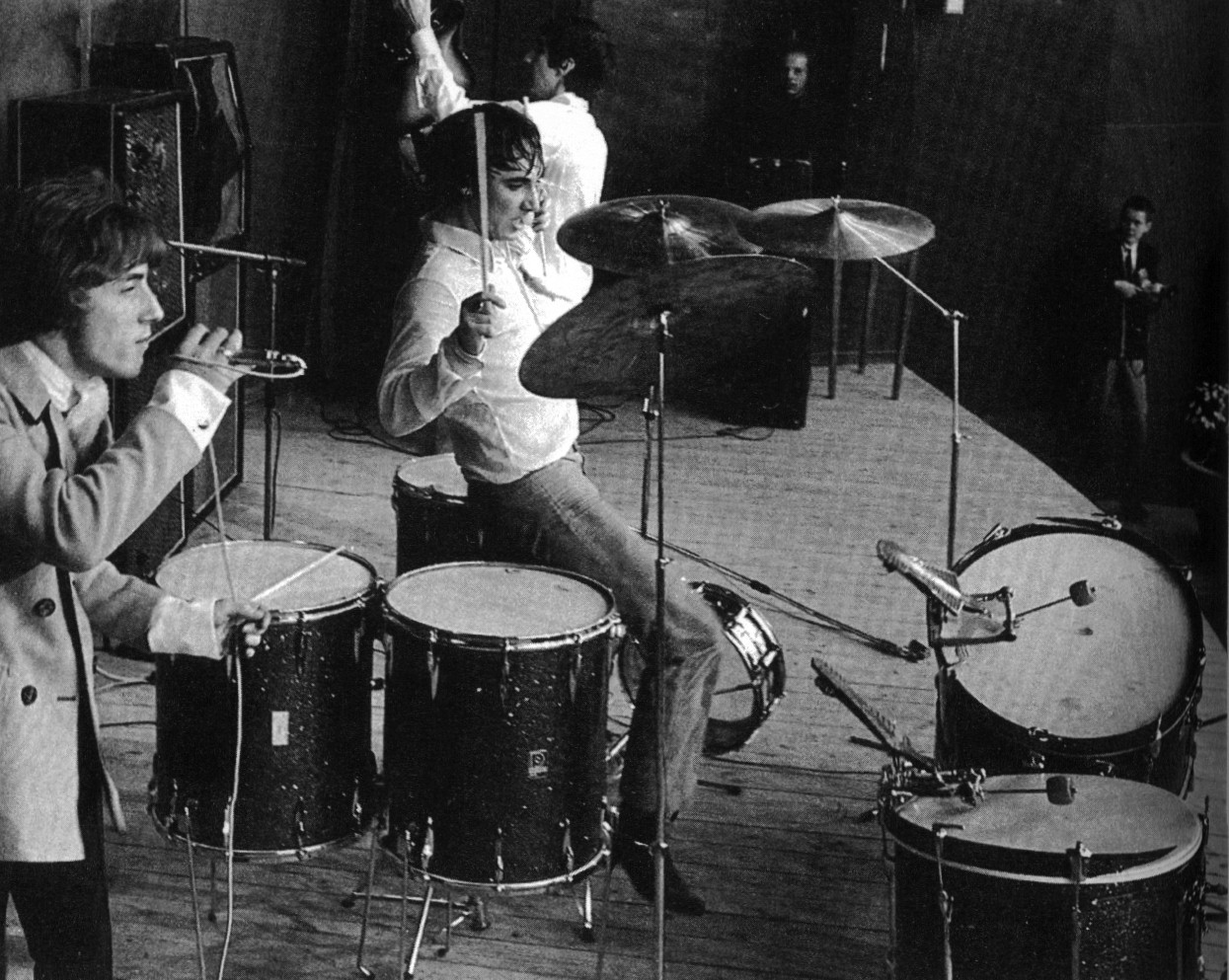 history of the drum kit pdf