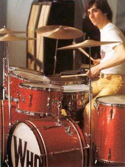 1966 Premier Double Bass Kit Keith Moon S Drumkits