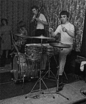 Early Kits Keith Moon S Drumkits Whotabs
