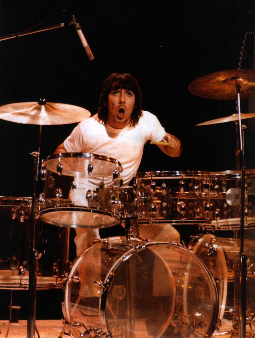 Keith Moon's Drumkits