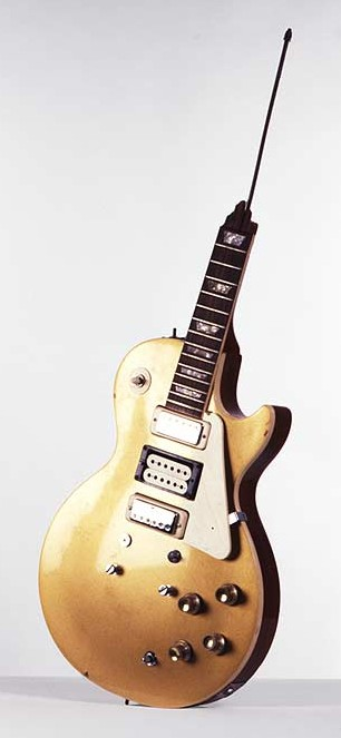 gibson les paul. Gibson Les Paul Deluxe | Pete