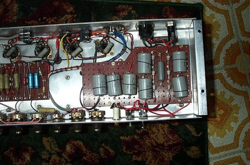 Marshall Jtm on Tube Amplifier Schematics